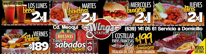 Wings Station Meoqui
